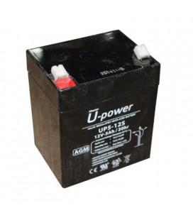 Bateria De Plomo 12v-5a
