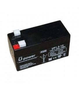 Batería de plomo de 12V-1.3A