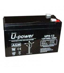 Bateria Plomo 12v-9a