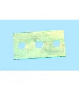Cuchilla rasqueta vitroceramica 5 unidades