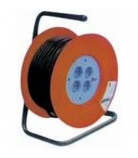 Alargador Cable 50 Metros, Con Fusible TéRmico