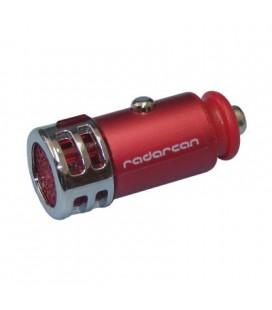 Purificador aire para automóviles Radarcan SC204