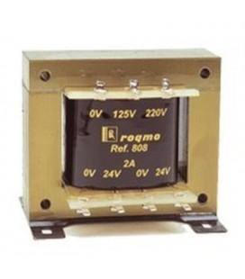Transformador 24+24v Rqs-808