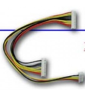 Cable de conexionado fuente cnas 13+12+7P/300-200W/dc UL1007AWG24RoHS