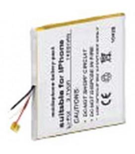 Bateria para MP3 apple I-PHONE 1400MAH LI-POL