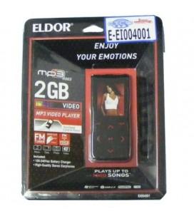 Mp3 video player de 2GB, fm, registrador voz y radIO