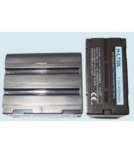 Bateria Hitachi 7.2V 4050MAH medidas 70X38X57