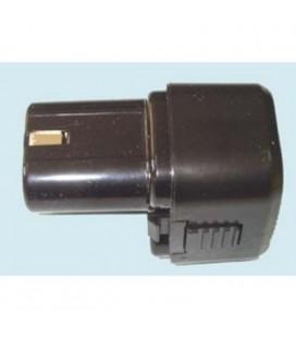 Acumulador Ni-Cd 9V6 1,4Ah Hitachi