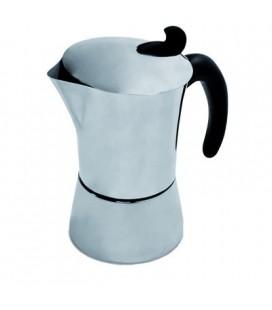 Cafetera Para Induccion Acero Inox. 9 Tazas Jata