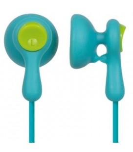Auricular Boton Con Clip Azul Panasonic