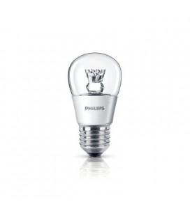Bombilla led esférica Philips 4W E27 cálida