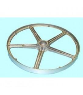 Polea lavadora Ariston 022458, margarita 1070CD, wDN2196, 1000rpm