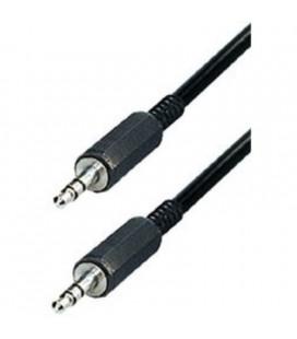 Cable de conexión jack macho a jack macho 2,5 metros