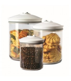 Tarros Foodsaver para envasar al vacío V2860