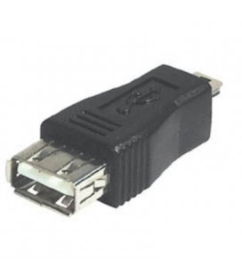 Adaptador Usb Tipo A Hembra- 5pin Mini Usb Macho