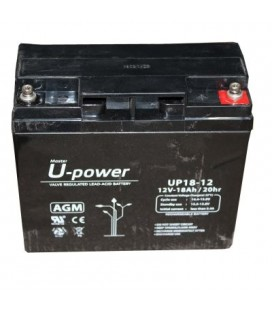 Bateria 12v 18a Plomo