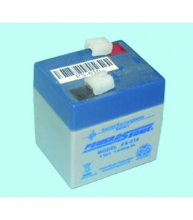 Bateria 6v 1a Plomo
