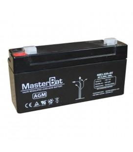 Bateria Plomo 6v-3a