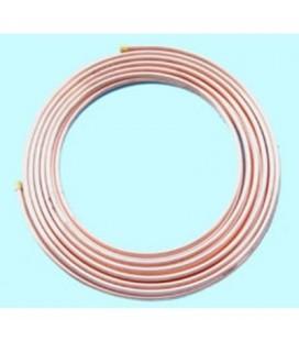 Bobina cobre 3/8 ó 9,52 mm de 15,24 metros
