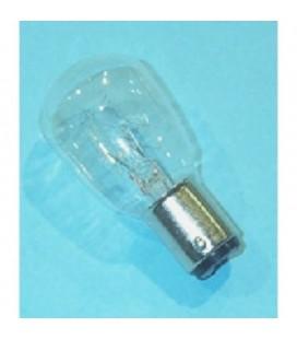 Bombilla para microondas B15 220V 15W