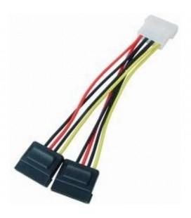 Cable ConexióN 2xsata. E-C187b