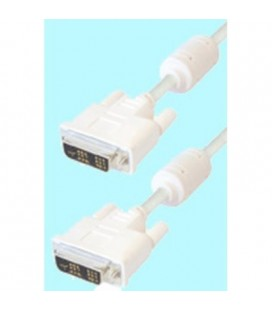 Cable de DVI macho 18+5 pin a DVI macho 18+5 pin