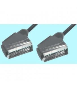 Cable de euroconector a euroconector 21 pin, 1,5 metros