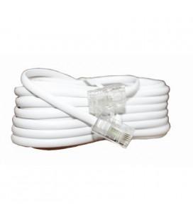 Cable Telefono Rj45 10 Metros