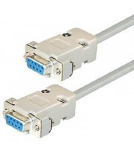 Cable Sub-D Hembra 9 A Sub-D Hembra 9 2 Metros