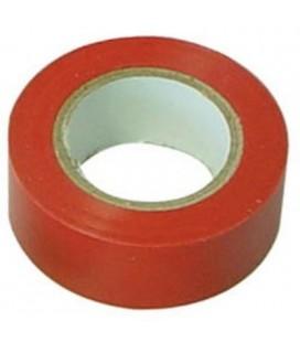 Cinta Aislante Roja 10metros E-Ki1r