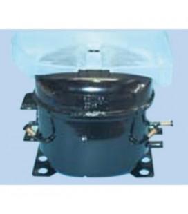 Compresor frigorífico gas R600 1/6 3 bocas