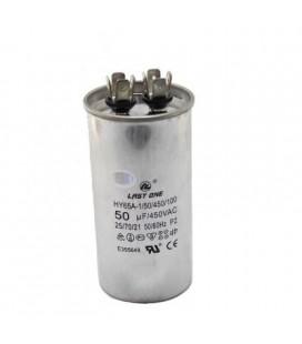 Condensador para aire acondicionado 50 mf