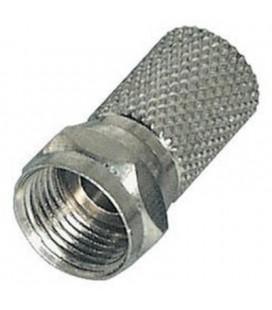 Conector de antena f macho