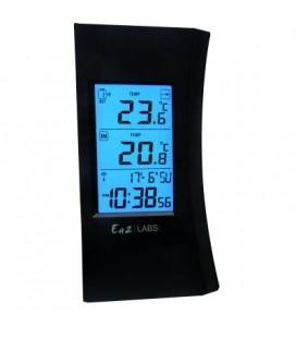 Estación meteorológica con temperatura interior ED601
