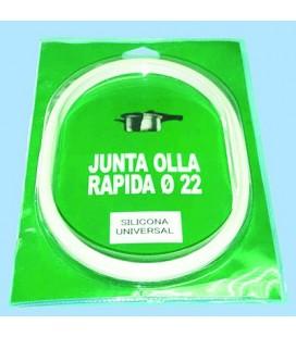 Goma universal para olla de 22 cm diámetro