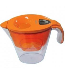 Jarra Agua Filtrada Color Naranja 1,25l