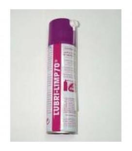 Limpiacontactos lubrilimp spray para electrónica sin residuos