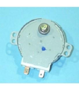 Motor giraplatos microondas 2,5/3 rpm 1 chaflán