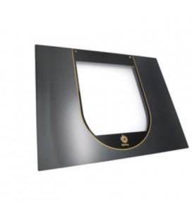 Conjunto cristal exterior puerta horno Balay