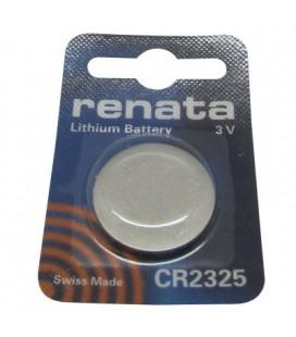 Pila 3V tipo botón formato CR2325