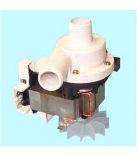 Bomba desagüe lavadora Whirlpool, Bauknecht 481236018378