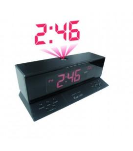 Radio despertador con Radio FM FP107