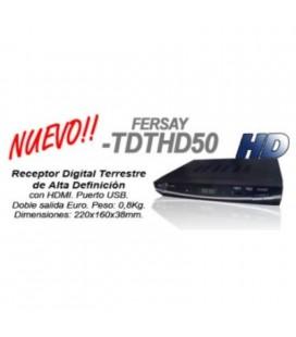 Tdt Fersay Alta Definición TDTHD50