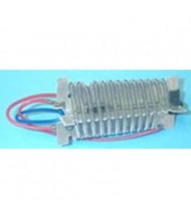 Resistencia 1000W para secador pelo profesional con termostato