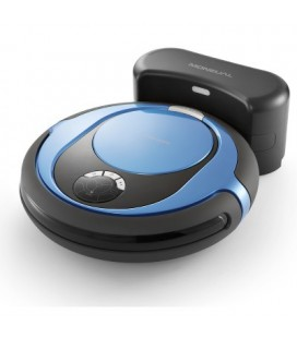 Robot De Limpieza Aspirador Mr6500-Azul