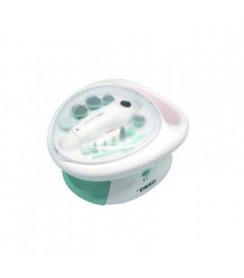 Sistema de manicura con higromasaje MAN3023