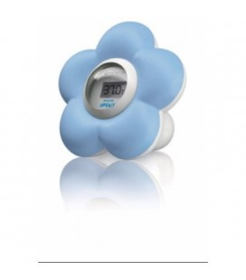 Termometro En Forma De Flor Para Agua Y Ambiente