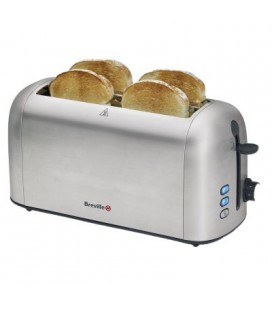 Tostador para 4 tostadas Breville 950W