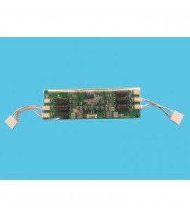 Placa inverter Classic (con adaptador) para emax PLCD0320613, Grundig 27599-016.2100, 75955-124. 3900, beko ZH1183R-LP2