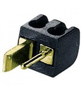 Conector altavoz DIN41529 dor negro